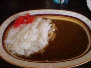 宮古島レストラン喫茶トニオのカレー